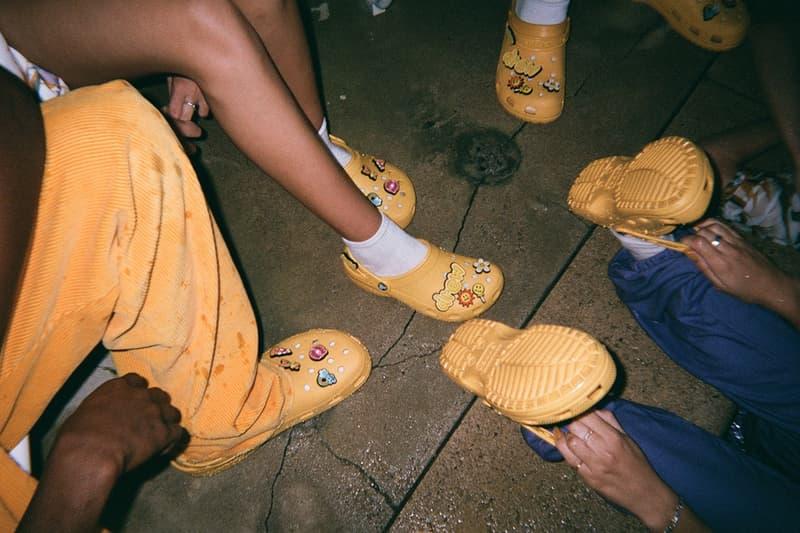 Justin Bieber 正式推出 Crocs 全新聯乘鞋款