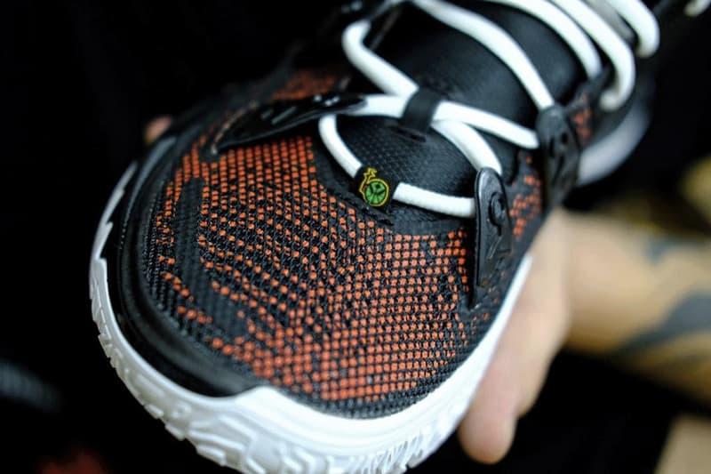 率先預覽 Kyrie Irving 簽名籃球鞋 Nike KYRIE 7 最新配色「Raygun」