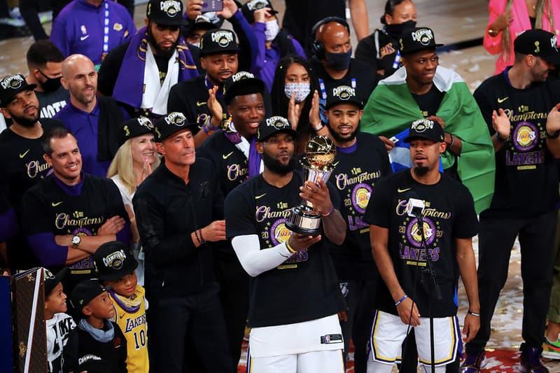 Kobe Bryant 之後-LeBron James 大三元率領湖人隊睽違 10 年再次奪冠