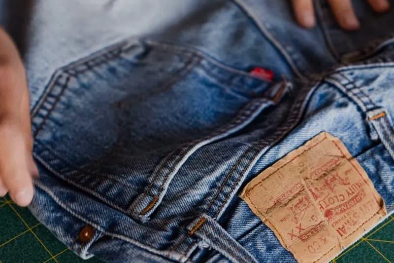 Levi's 正式發起牛仔褲回購計劃「SecondHand」
