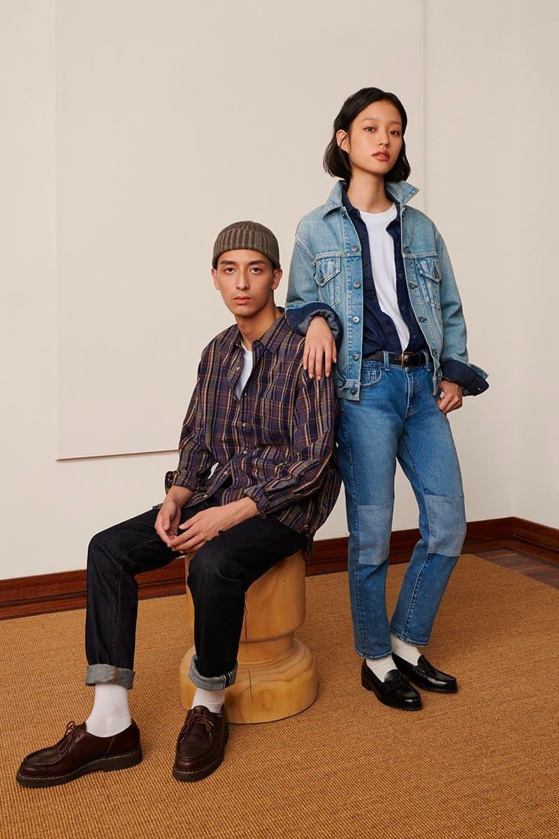 Levi's® Made & Crafted® 日本製系列 2020 秋冬 Lookbook 發佈