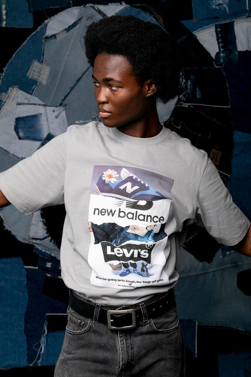 Levi's x New Balance 最新 2020 秋冬系列各項單品正式發佈