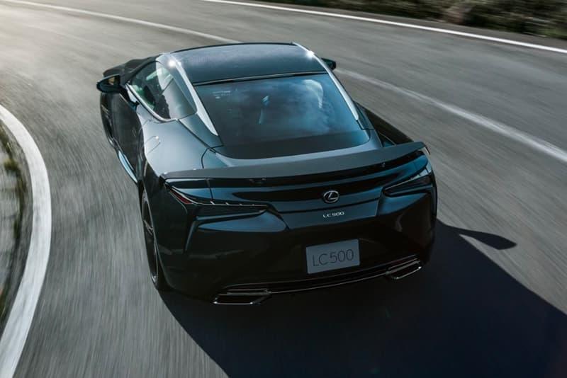 Lexus 正式發表極罕 LC500「Aviation」限量別注車款