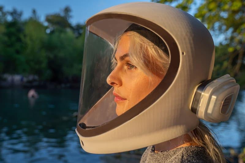 ValhallaMED 推出全新 NE-1 過濾器頭盔
