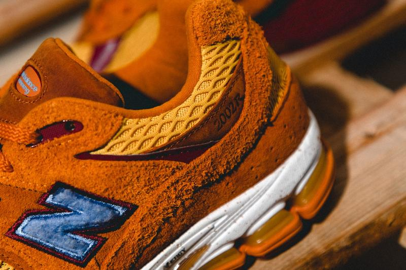 率先近賞 Salehe Bembury x New Balance 2002R 最新聯名鞋款