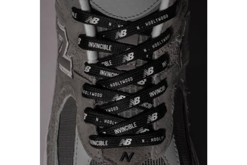 New Balance x INVINCIBLE x N.HOOLYWOOD 全新三方聯乘鞋款正式曝光