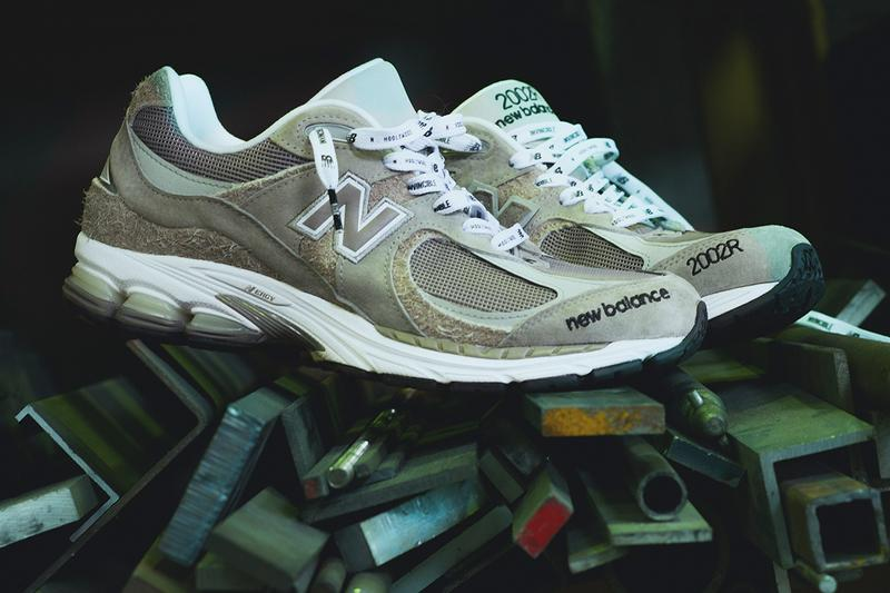 New Balance x INVINCIBLE x N.HOOLYWOOD ML2002RV 最新聯名鞋款正式登場