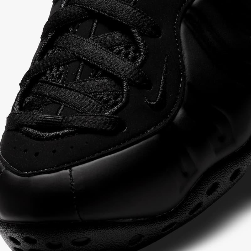 Nike Air Foamposite One 黑魂配色「Anthracite」即將復刻回歸