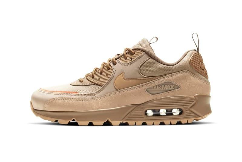 機能強化 − Nike Air Max 90 全新「Surplus Pack」系列鞋款發佈