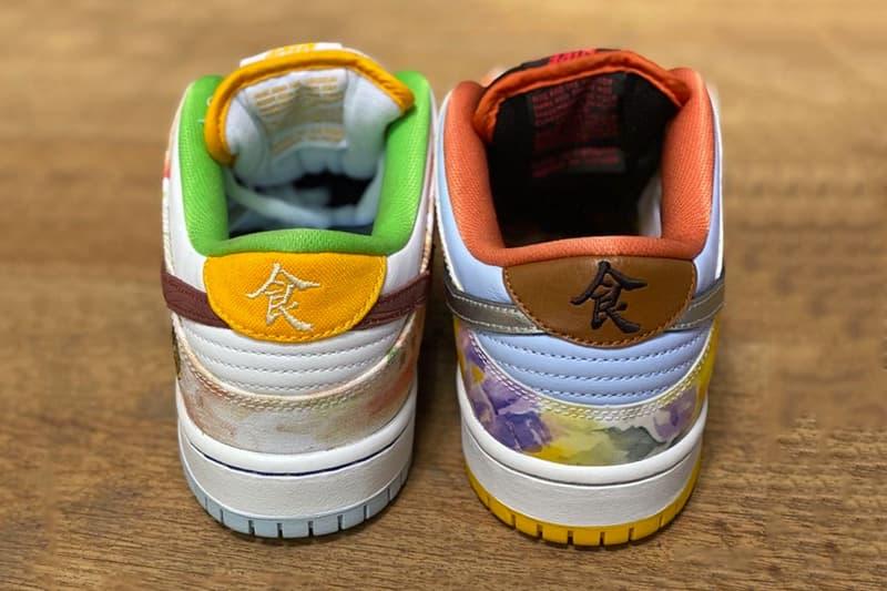 率先預覽 Nike SB Dunk Low 全新配色「Chinese New Year」