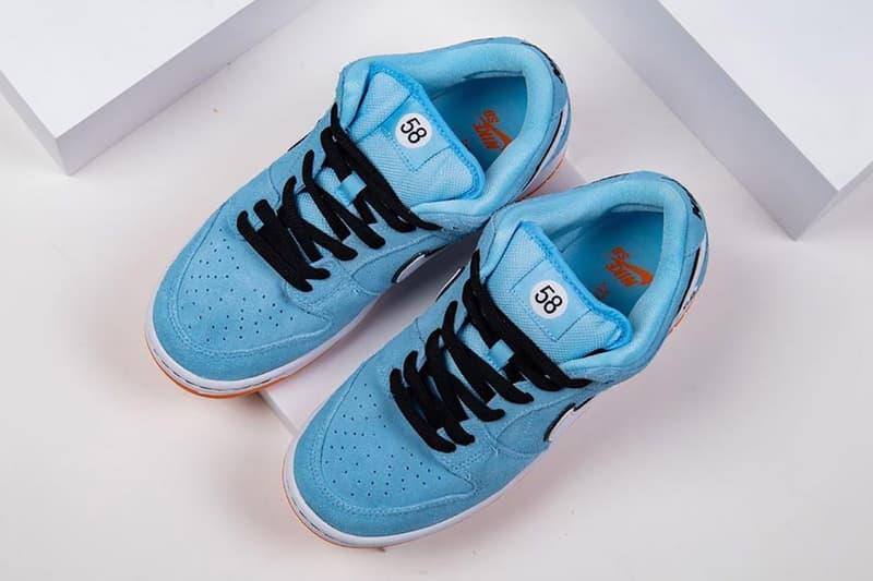 Nike SB 推出 Dunk Low Pro「58」全新配色設計