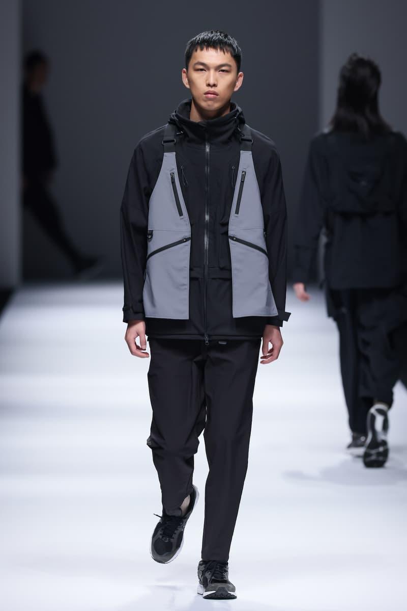 oqLiq 2021 春夏系列「風調雨順」正式登陸上海時裝周