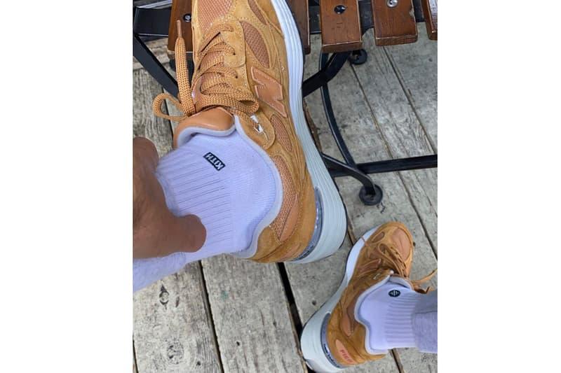 Ronnie Fieg 親自曝光全新 New Balance 992 聯乘鞋款配色