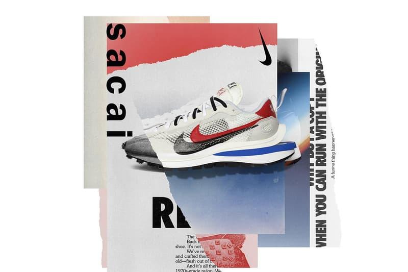 sacai x Nike Vaporwaffle 最新聯名鞋款官方發售情報公開