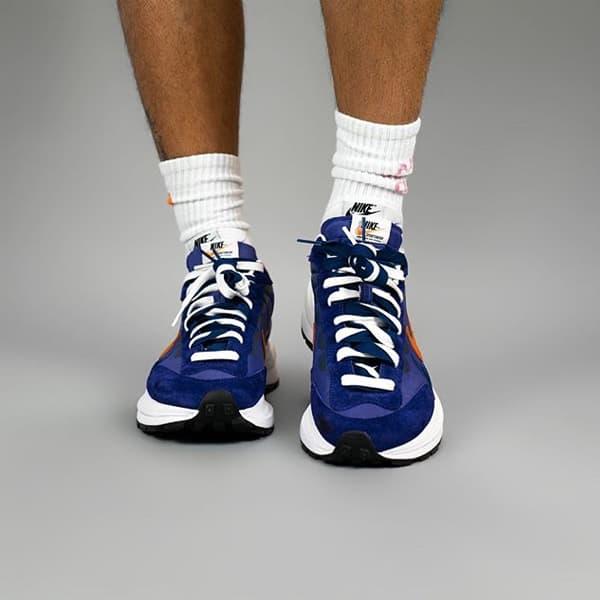 再次預覽 sacai x Nike Vaporwaffle 2021 春季聯名鞋款上腳圖輯