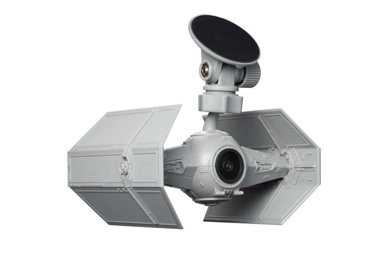 BANDAI 推出《Star Wars》「Death Star」、「Tie Fighter」造型行車記錄器套裝