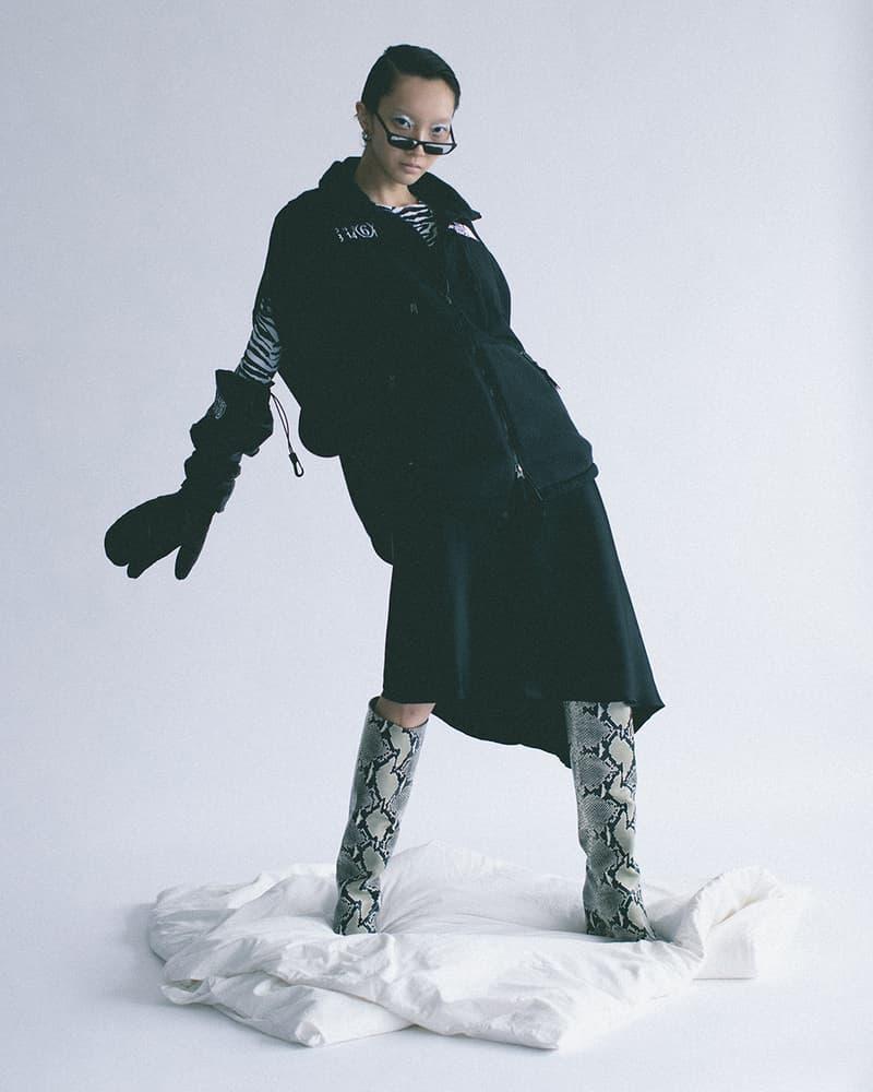 HBX 上架情報:The North Face x MM6 Maison Margiela 最新聯名系列