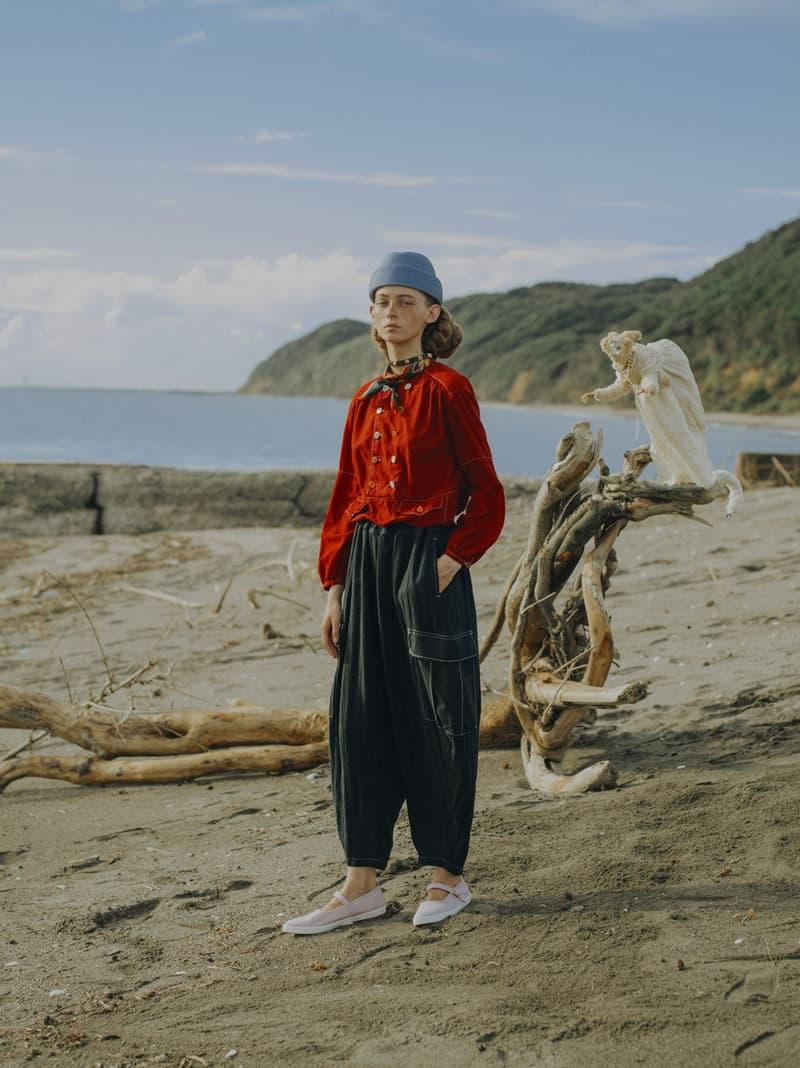 UNDERCOVER 2021 春夏女裝 Lookbook 全系列釋出