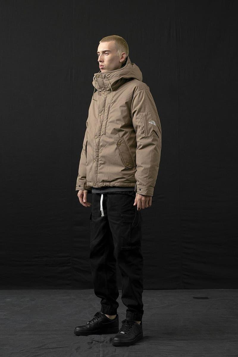 THE NORTH FACE PURPLE LABEL 推出全新 Denali 夾克系列