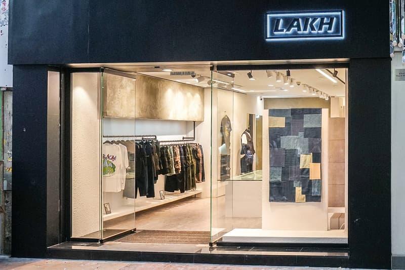 街頭服裝品牌 LAKH Supply ⾸間概念店正式登陸香港