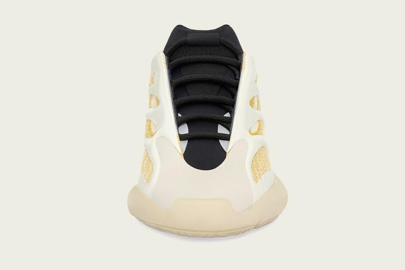 adidas Originals YEEZY BOOST 700 V3 最新配色「SAFFLOWER」港台發售情報公開