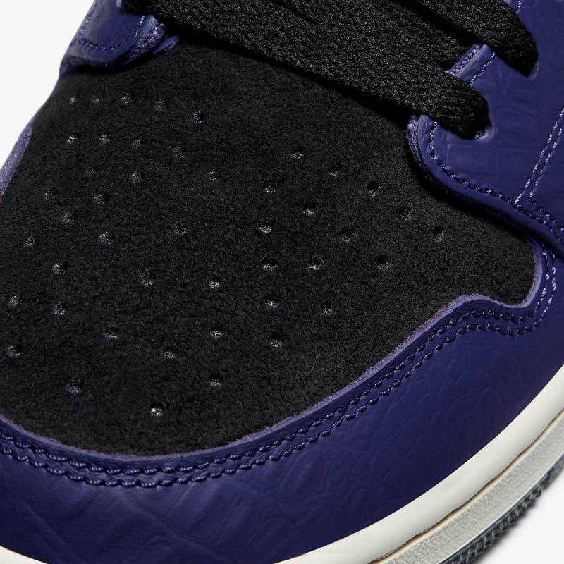 Air Jordan 1 High Zoom Comfort 全新「Bayou Boys」配色發佈