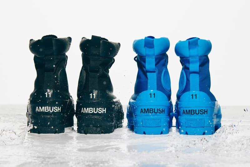 AMBUSH x Converse 最新聯名系列正式登場