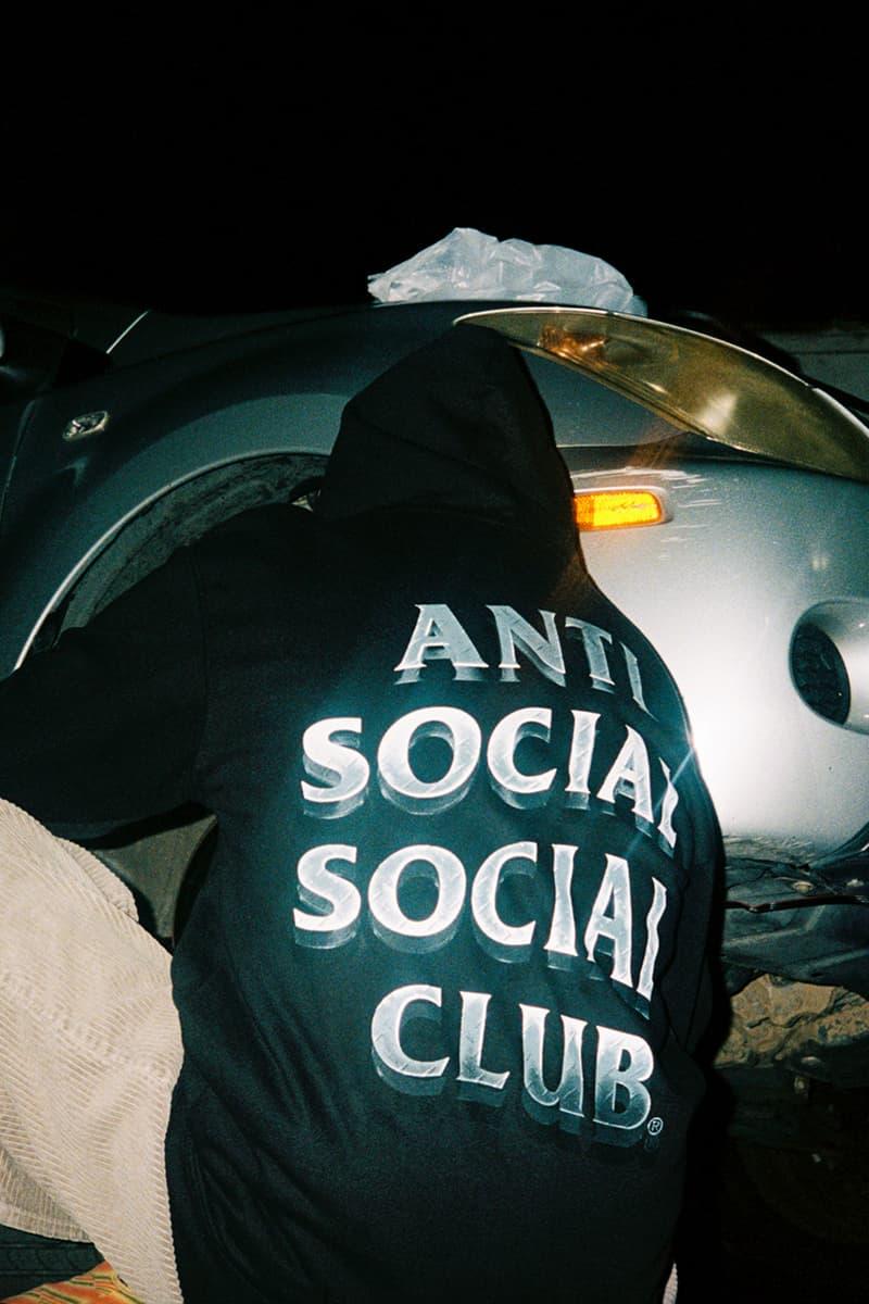 Anti Social Social Club 2020 秋冬系列 Lookbook 正式發佈