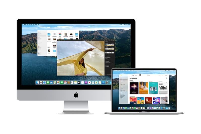 使用體驗升級 - Apple 正式實裝 MacOS Big Sur 作業系統