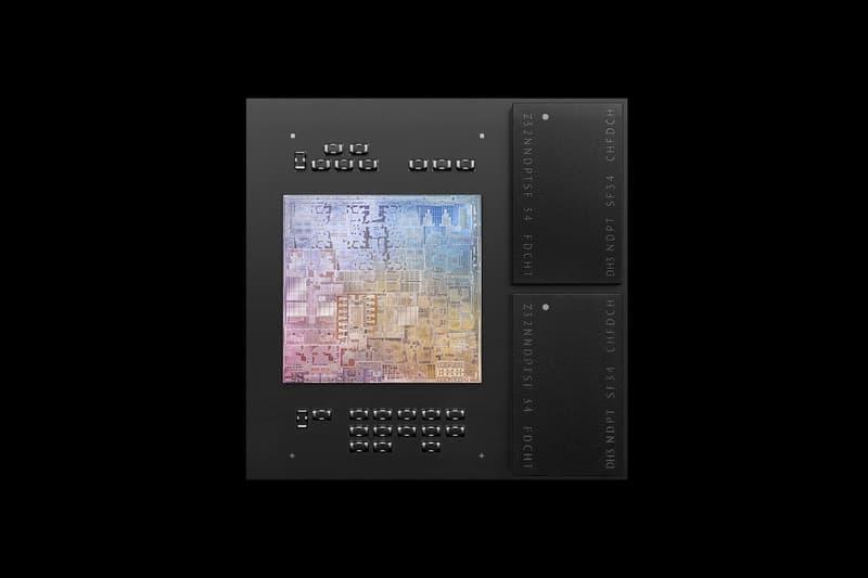 Apple 發佈會-Apple 第一款晶片 M1 正式登場