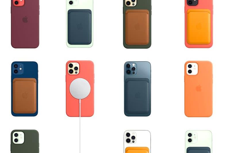 Apple 推出全新「iPhone 12 Studio」頁面供用戶自由組合保護殼部件