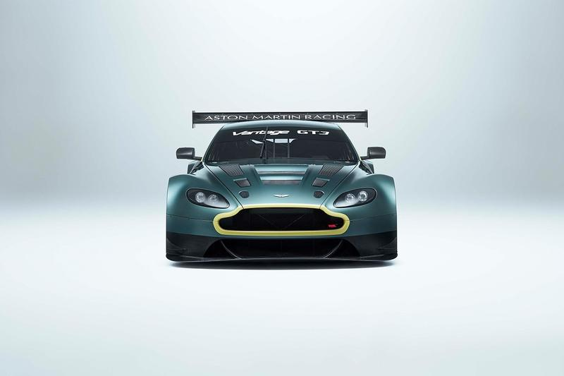 Aston Martin 正式發表全新 Vantage Legacy 系列車款