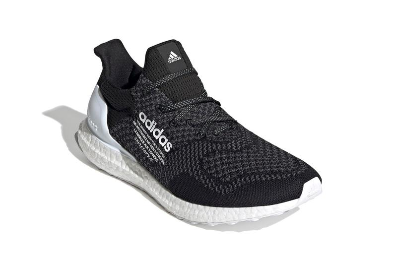 atmos x adidas UltraBOOST DNA 最新黑魂配色聯乘鞋款上架