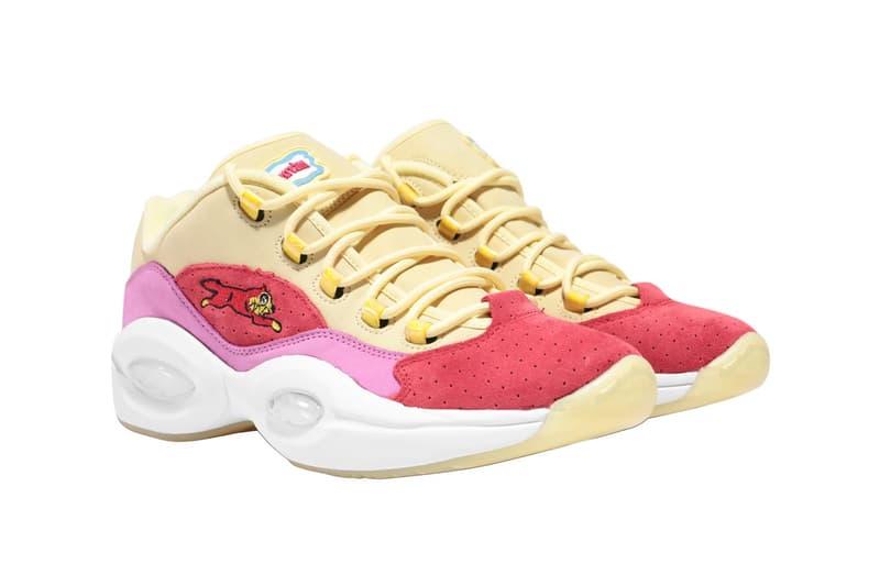 BBCICECREAM x Reebok 全新聯乘系列鞋款正式發佈