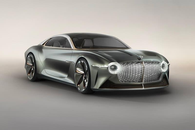 Bentley 宣佈將在 2026 年前淘汰全數汽油動力車款