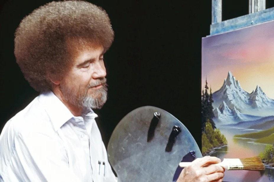 Bob Ross 人氣繪畫節目《The Joy Of Painting 歡樂畫室》全數開放免費線上觀看