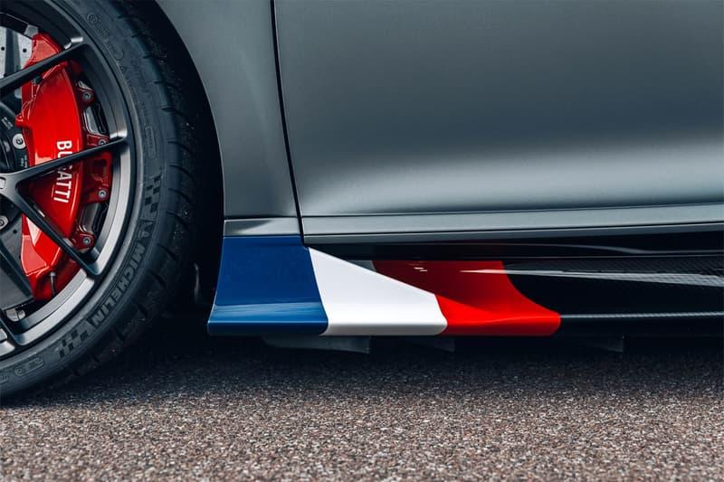 Bugatti 發表全新 Chiron Sport 限量別注車型「Les Légendes du Ciel」