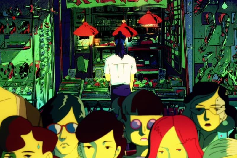 High Tech + Low Life = Cyberpunk|解構香港本土科幻動畫製作:《離騷幻覺》預告篇