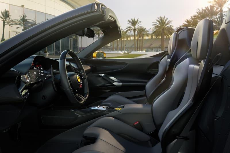 Ferrari 正式發表 986 匹馬力混能開篷超跑 SF90 Spider