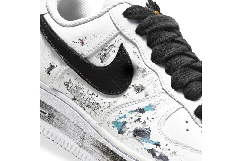 G-Dragan 打造 PEACEMINUSONE x Nike Air Force 1 最新聯名官方圖輯曝光