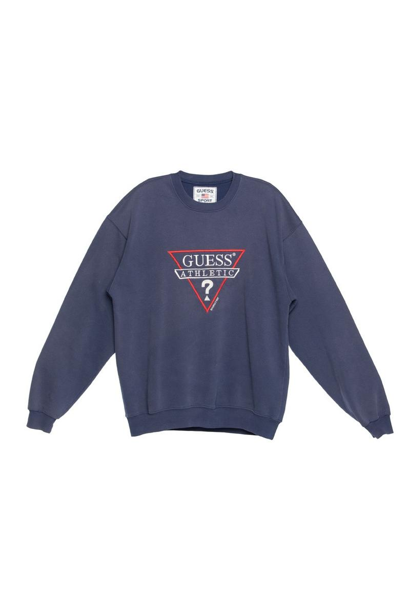 GUESS 推出「Certified Vintage Program of exclusive」全新企劃