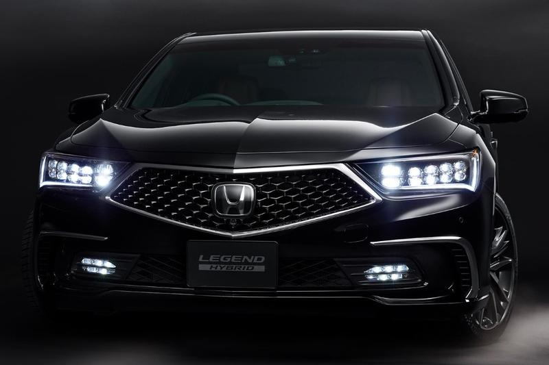 Honda 正式發表旗下首款 Level 3 自動駕駛車型