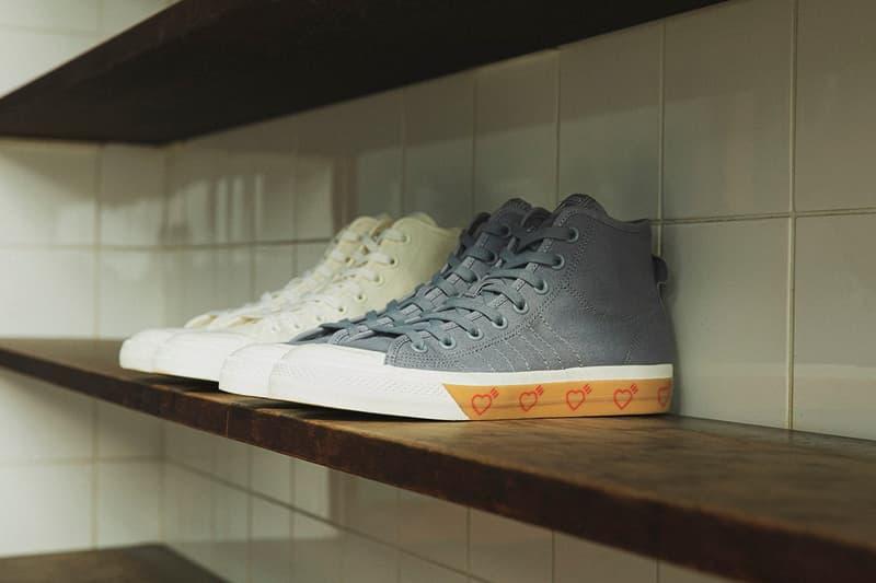 HUMAN MADE x adidas Originals 全新聯名鞋款系列發售情報公開