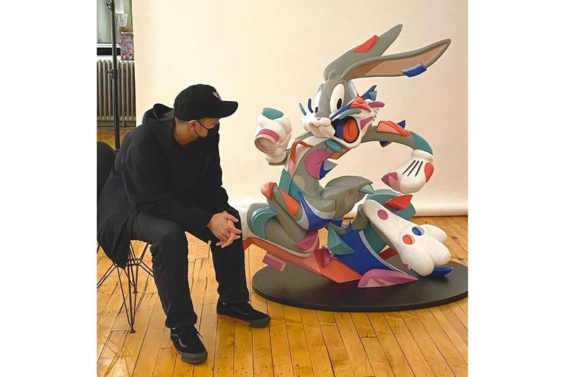 Louis de Guzman 攜手 Warner Bros 打造「Bugs Bunny」全新合作計畫