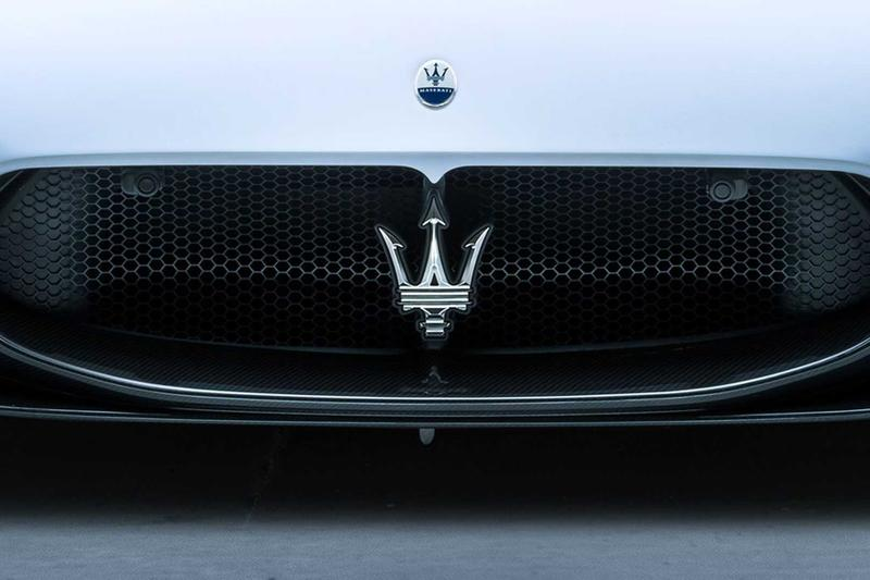 Maserati 宣佈旗下車款將於 2025 年全面電能化