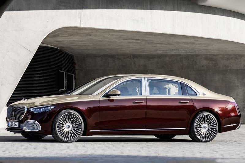 Mercedes-Maybach 正式發表全新 S-Class 車款