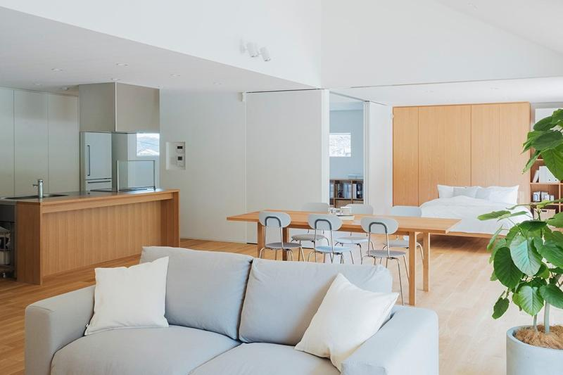 MUJI 無印良品打造日本山口縣最新微型建築「陽の家」