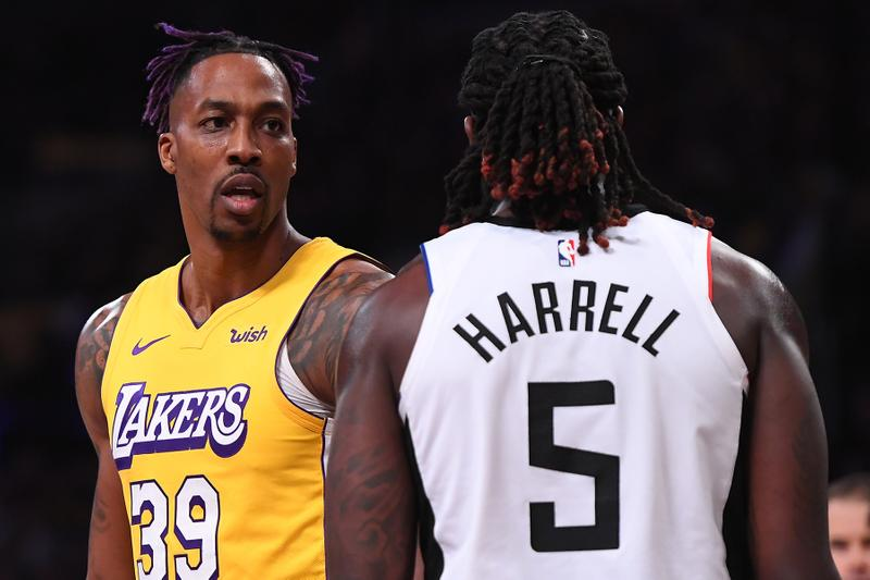 NBA 交易消息-Dwight Howard 轉投 76ers,Montrezl Harrell 跳槽加盟 Lakers