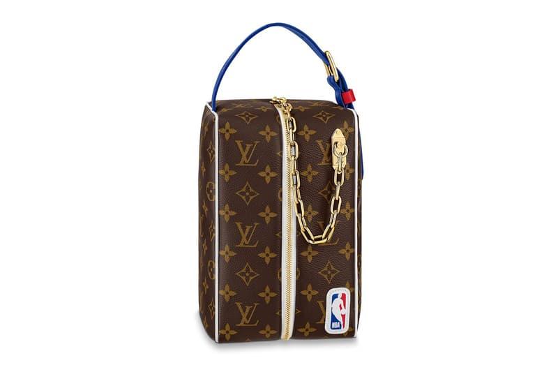 NBA x Louis Vuitton 最新聯乘系列正式發佈
