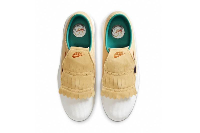 Nike Air Max 97 & Air Zoom Victory Tour 推出燈芯絨高爾夫球鞋款設計